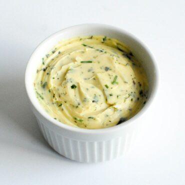Roasted Garlic, Basil, and Parsley