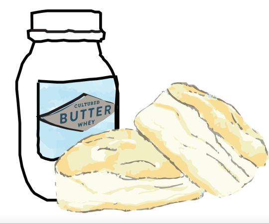 Suzanne Vizethann's Buttermilk Biscuits