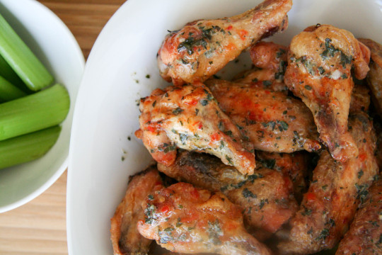 Gameday Chicken Wings