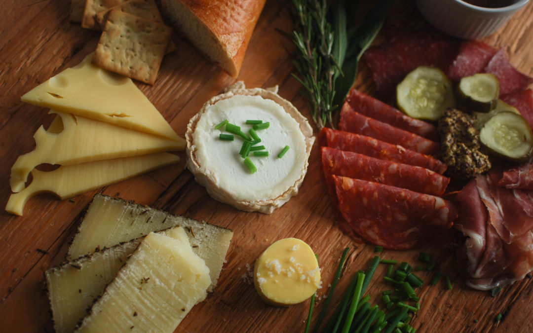 Butter and Cheese Pairings with Michael Landis